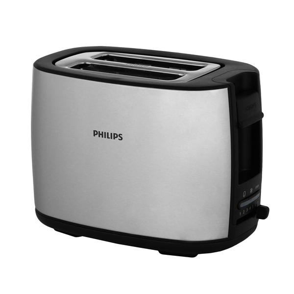 Тостер Philips HD2658/20 миксер ручной philips hr1560 20 400 вт черный