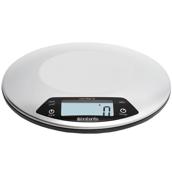 Весы кухонные Brabantia 480560