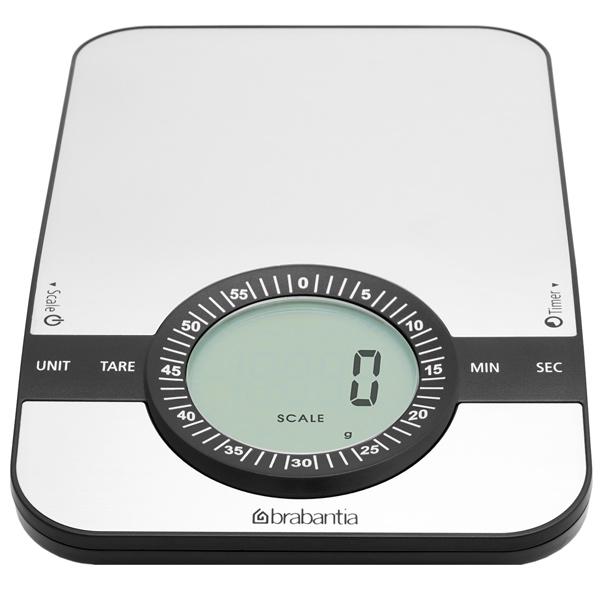 Весы кухонные Brabantia