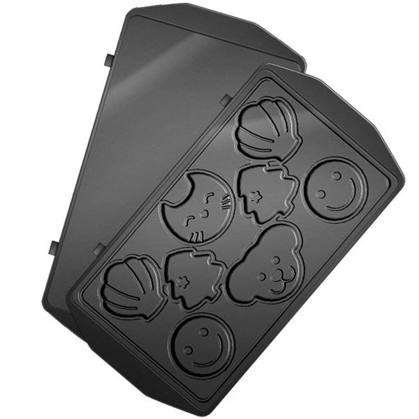Сменные панели для мультипекаря Redmond RAMB-29 (звери) сменные панели для мультипекаря redmond ramb 02 венские вафли