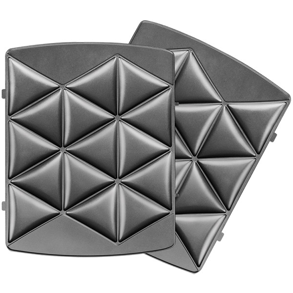 Сменные панели для мультипекаря Redmond RAMB-107 (треугольник) черный треугольник