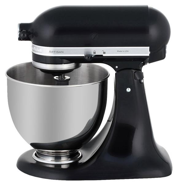Кухонная машина KitchenAid 5KSM125EOB kitchenaid набор прямоугольных чаш для запекания 0 45 л 2 шт красные