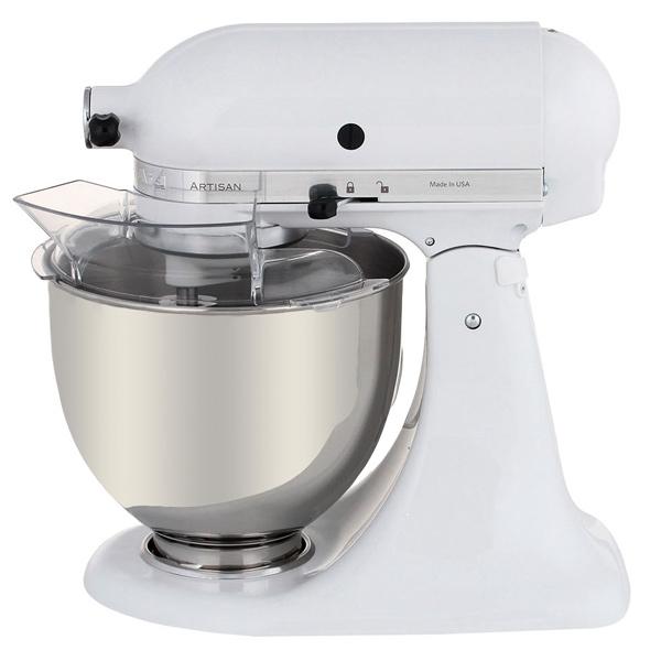 Кухонная машина KitchenAid 5KSM175PSEWH kitchenaid набор прямоугольных чаш для запекания 0 45 л 2 шт красные