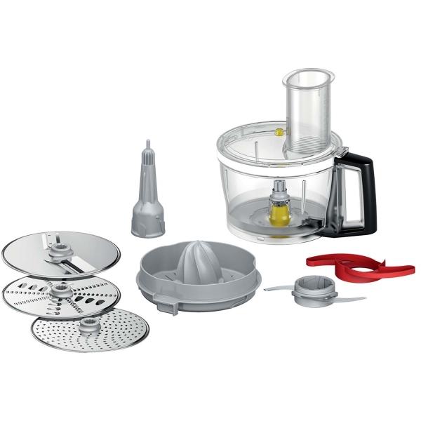 Насадка для кухонного комбайна Bosch VeggieLove Plus MUZ9VLP1 набор насадок для кухонного комбайна bosch muzxlve1