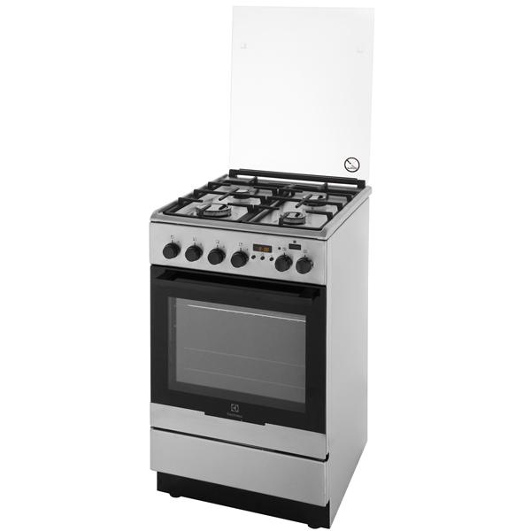 Комбинированная плита (50-55 см) Electrolux EKK95490MX