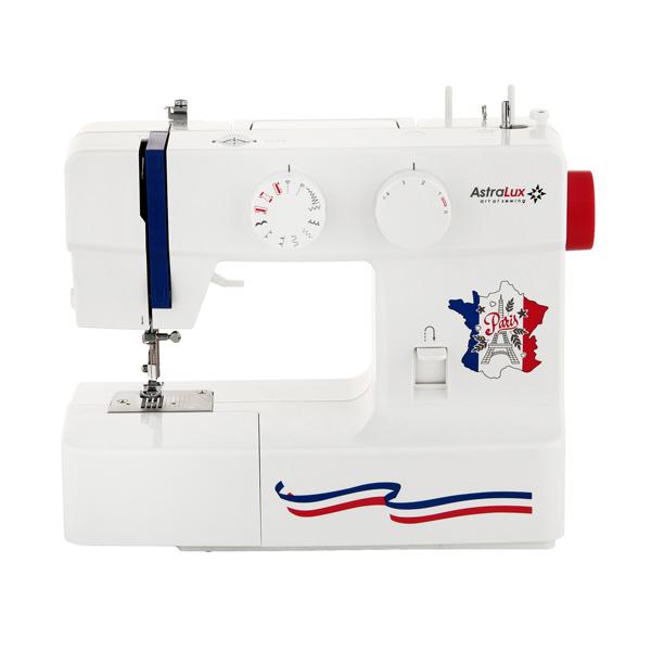 Швейная машина Astralux Paris швейная машинка astralux 7350 pro series вышивальный блок ems700