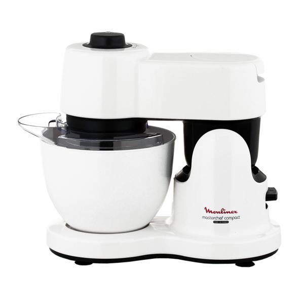 Кухонная машина Moulinex Mastechef Compact QA217132 белый кухонная машина moulinex qa50adb1