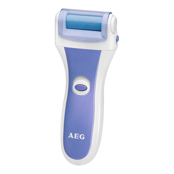 Прибор для ухода за ногами AEG PHE 5642 weis-blau пемза для ног galaxy gl4921 с двумя насадками для бережного ухода за ступнями ног в комплекте с пр