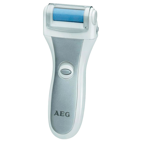 Прибор для ухода за ногами AEG PHE 5642 weis-silber пемза для ног galaxy gl4921 с двумя насадками для бережного ухода за ступнями ног в комплекте с пр