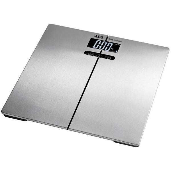 Весы напольные AEG PW 5661 FA inox aeg pw 5644 fa