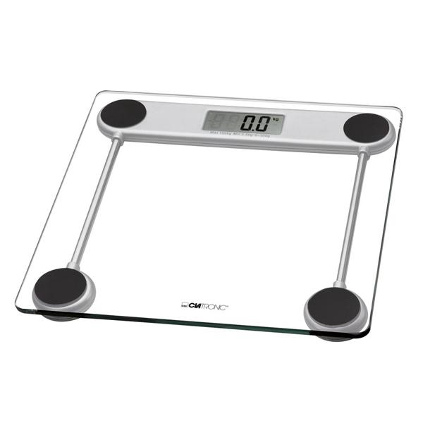 Clatronic, Весы напольные, PW 3368 Glas LCD