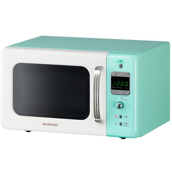 Микроволновая печь соло Daewoo KOR-6LBRWM daewoo kor 662bw белый