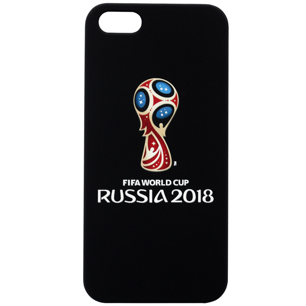 Чехол для iPhone 2018 FIFA WCR Official Emblem для Apple iPhone 5/5S/SE (103844) клип кейс icover illuminator для apple iphone se 5 5s матовый желтый