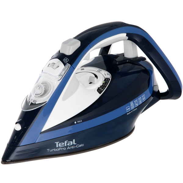 Утюг Tefal Turbo Pro Anti-calc FV5630E0 утюг tefal turbo pro fv5630e0