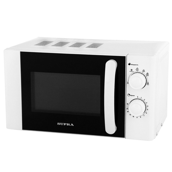 Микроволновая печь соло Supra 20MW60 вентилятор напольный supra fsf 30 черный 30 вт