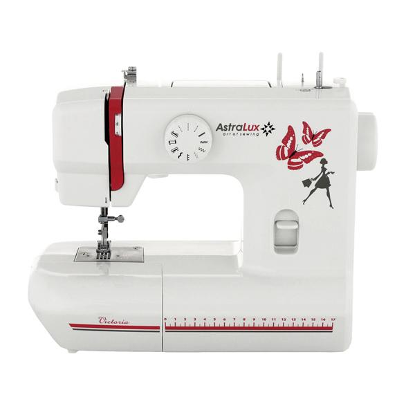 Швейная машина Astralux Victoria швейная машинка astralux 7350 pro series вышивальный блок ems700