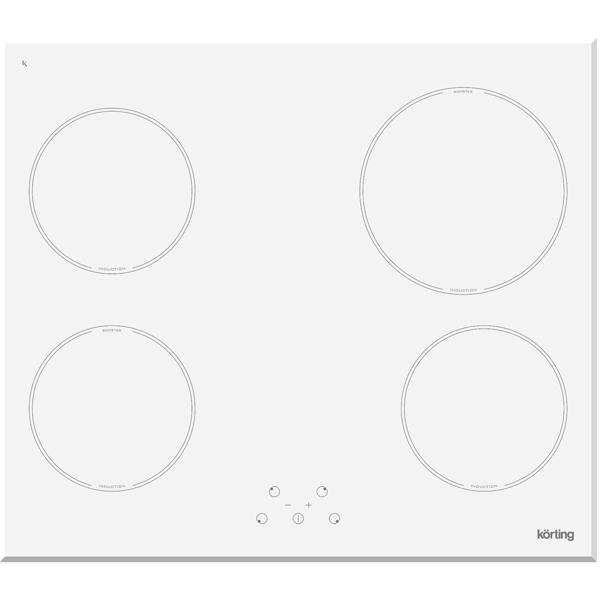 Встраиваемая индукционная панель Korting HI 64021 BW