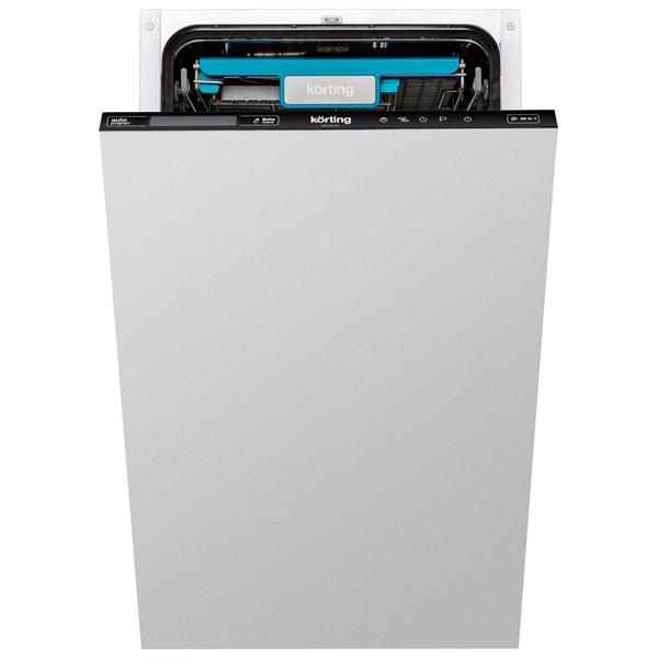 Встраиваемая посудомоечная машина 45 см Korting