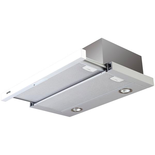 Вытяжка встраиваемая в шкаф 50 см Korting KHP 5211 W