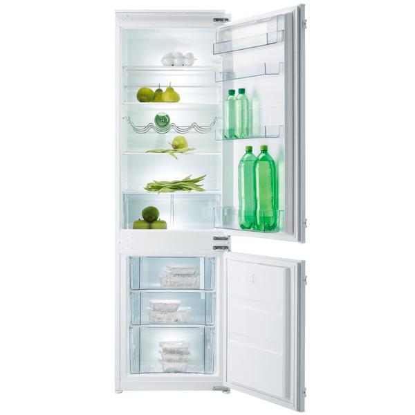 Встраиваемый холодильник комби Korting KSI 17850 CF