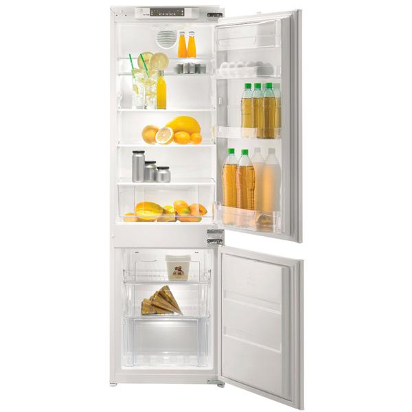 Встраиваемый холодильник комби Korting KSI 17875 CNF