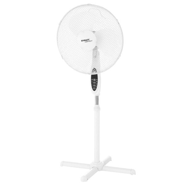 Вентилятор напольный Scarlett SC-177 вентилятор scarlett sc sf111t01 белый