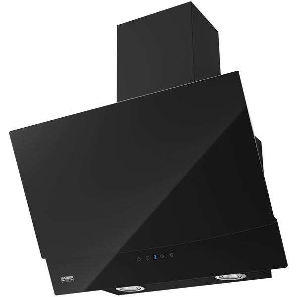 Вытяжка 60 см Krona Alva 600 Black sensor вытяжка 60 см krona paola 600 inox white sensor