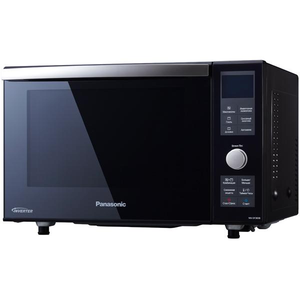 Микроволновая печь с грилем и конвекцией Panasonic NN-DF383BZPE