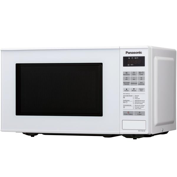 Микроволновая печь с грилем Panasonic NN-GT261WZTE микроволновая печь с грилем panasonic nn df383b
