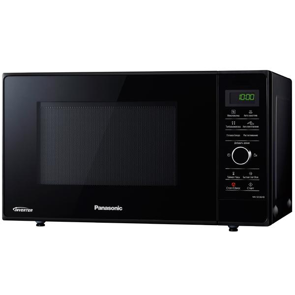 Микроволновая печь соло Panasonic NN-SD36HBZPE печь свч panasonic nn st254mzte соло 20л сенс черн