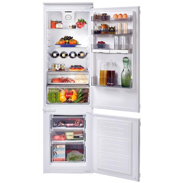 Встраиваемый холодильник комби Candy CKBBS182FT