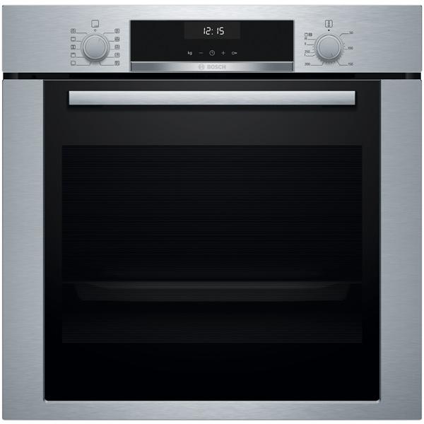 все цены на Электрический духовой шкаф Bosch Serie | 6 HBG317BS0R в интернете