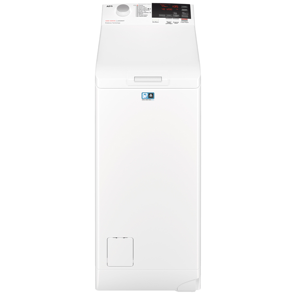 Стиральная машина с вертикальной загрузкой AEG LTX6GR371 aeg vl 5569 lb 40 см напольный вентилятор с увлажнением