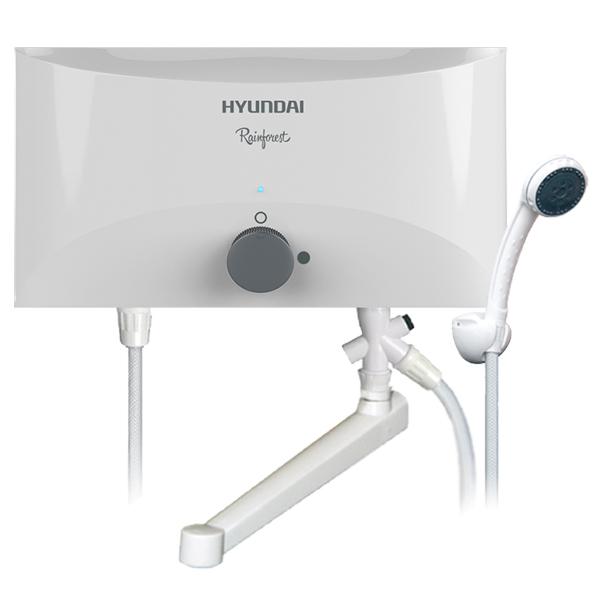 Водонагреватель проточный Hyundai H-IWR1-3P-UI058/CS