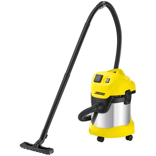 Пылесос для уборки офисов и мастерских Karcher WD 3 P Premium