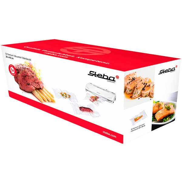 Пакет для вакуумного упаковщика Steba VK 28*40