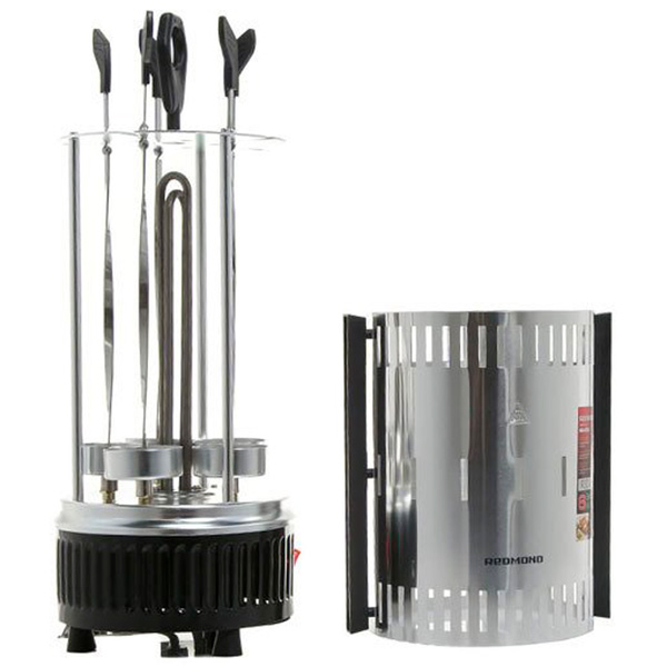 Электрошашлычница Redmond RBQ-0252E