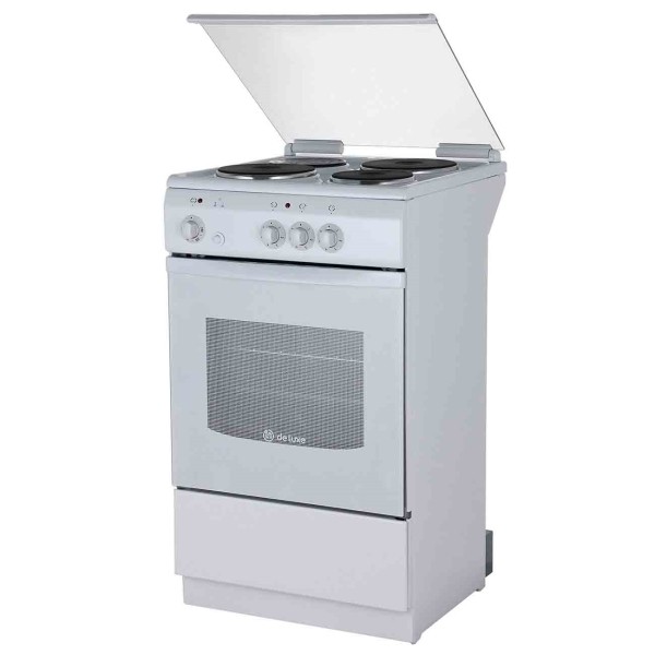 Электрическая плита (50-55 см) De Luxe 5003.17Э(КР)