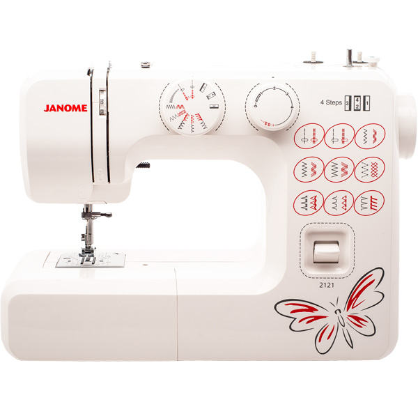 Швейная машина Janome — 2121