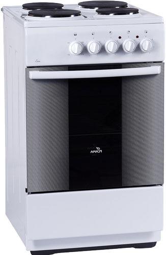 Электрическая плита (50-55 см) Flama ЭБЧШ-5-4-7-220 тип FЕ мод.1403