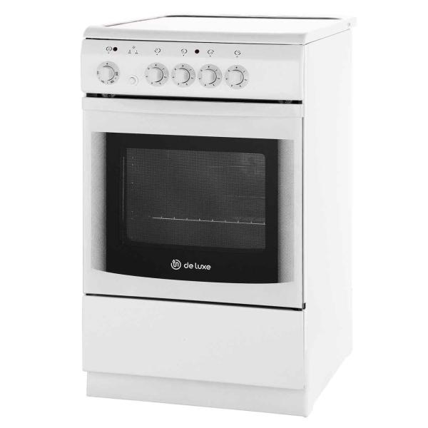 Электрическая плита (50-55 см) De Luxe 506004.04ЭС фото