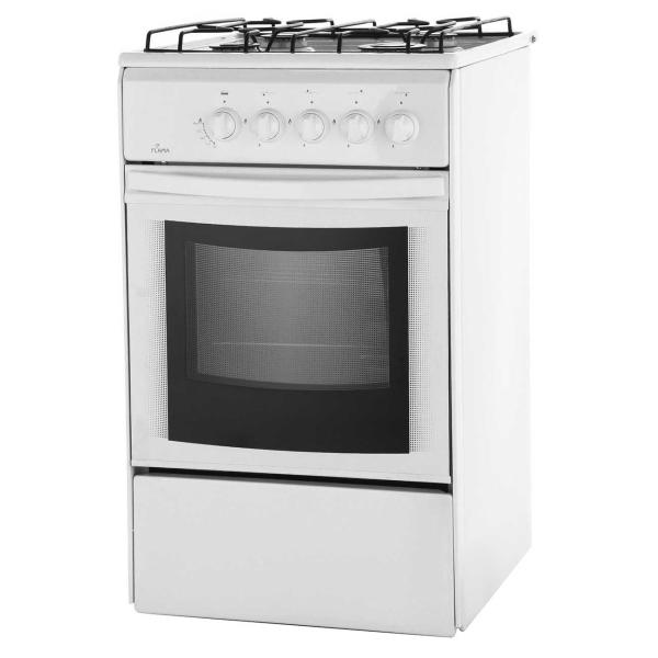 Газовая плита (50-55 см) Flama ПГ4 1465 ТИП RGМОД.24026W