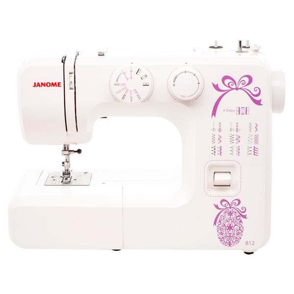 Швейная машина Janome — 812