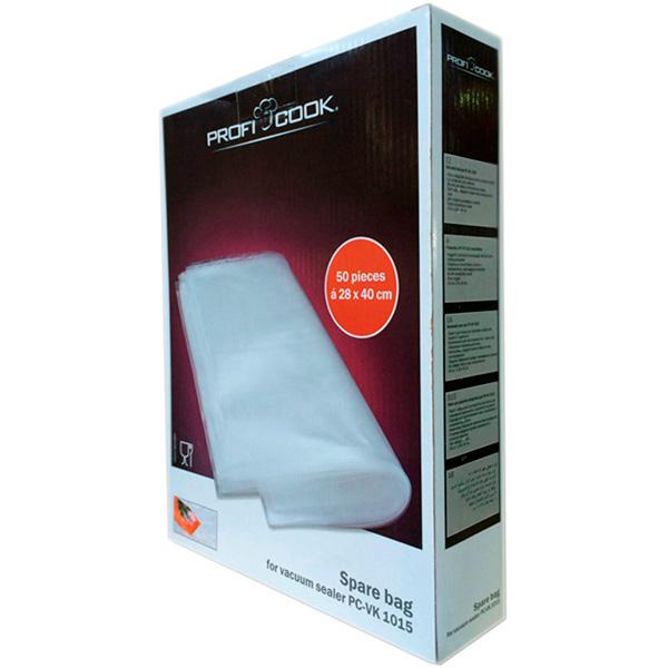 Пакет для вакуумного упаковщика Profi Cook PC-VK 1015+PC-VK 1080 28*40 (8910152)