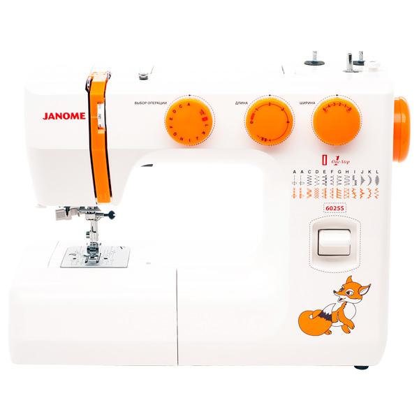 Швейная машина Janome — 6025S