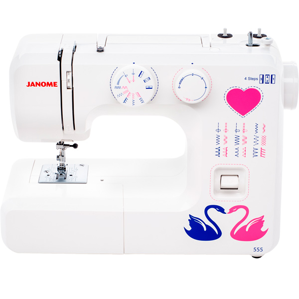 Швейная машина Janome — 555