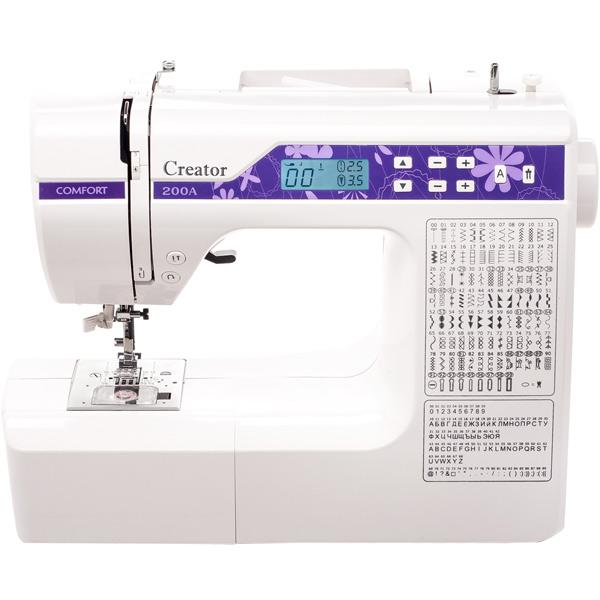 Швейная машина Comfort — 200A