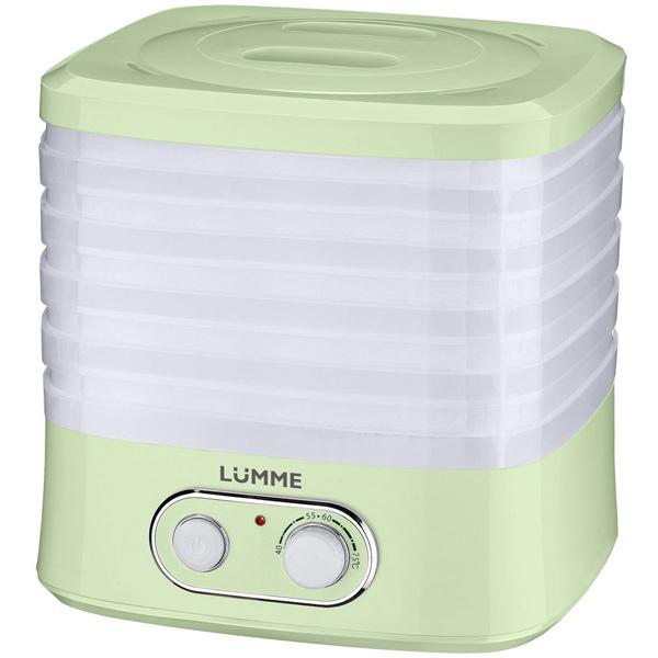 Сушка для фруктов Lumme LU-1853 Green/Jade