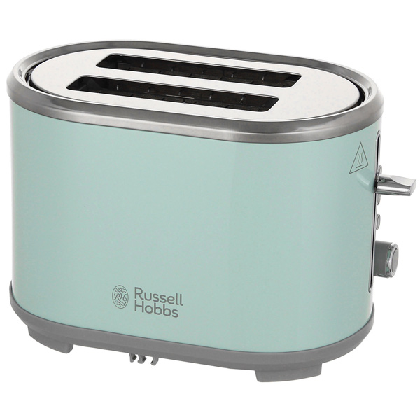 Тостер Russell Hobbs 25080-56 (Bubble Toaster Green) pe9500 9500wt toaster household automatic multifunction toaster ice cream