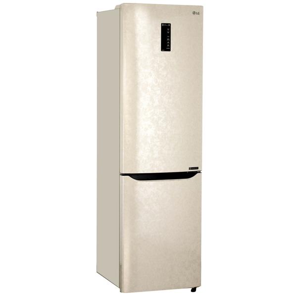 Холодильник с нижней морозильной камерой LG GA-B499SEQZ холодильник с нижней морозильной камерой lg ga b499yluz